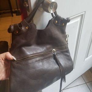 """Pietro Alessandro""soft leather Crossbody bag"